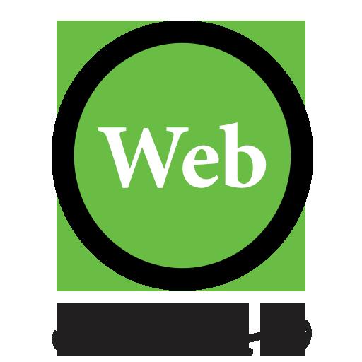 ويب لينك اس لتصميم مواقع الويب