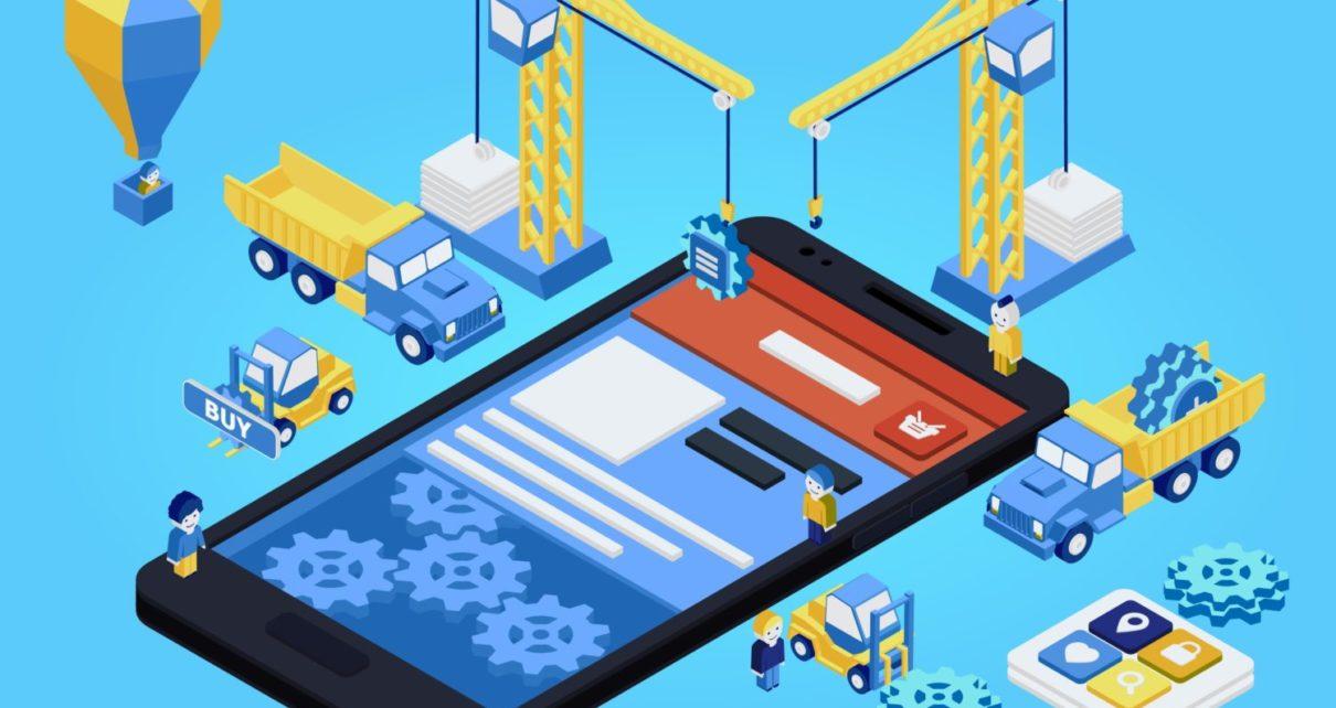 Mobile-App-Development-problems - ويب لينك اس لتصميم المواقع