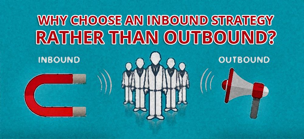 لماذا اختيار استراتيجية واردة Inbound بدلا من الصادرة Outbound؟ - ويب لينك اس لتصميم المواقع