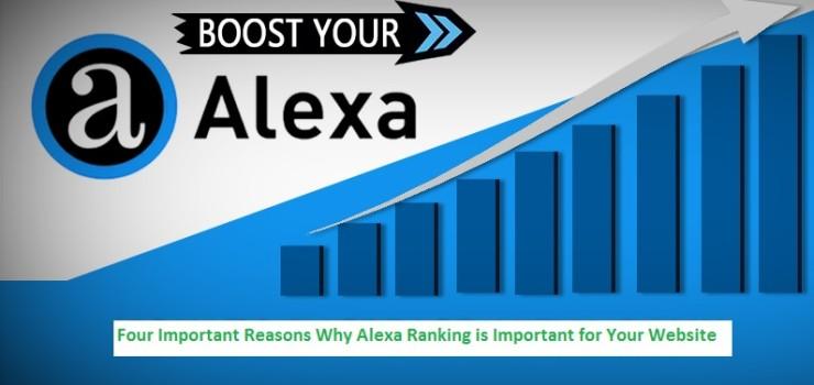 ترتيب Alexa للمواقع