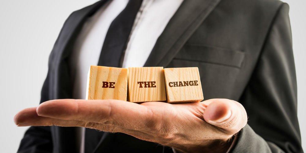 كن قائد التغير