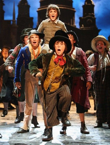 Learn English through story of OLIVER TWIST