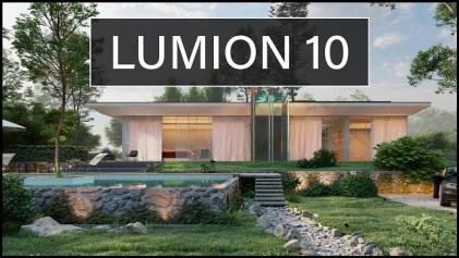 مُتطلبات العمل لبرنامج Lumion 10