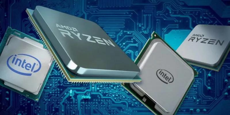 أيهما أفضل معالجات Intel او AMD في 2021
