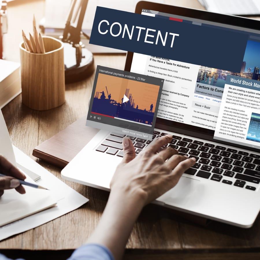 كم تكلفة انشاء المحتوى للشركات 2021
